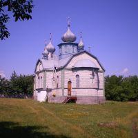 Свято-Покровська церква УПЦ МП с.Валява, Зараевск