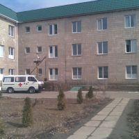 Больница, Зараевск
