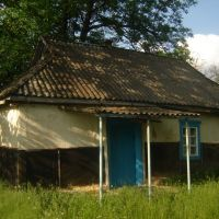 дом где появился на свет, Зараевск