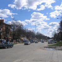 Звенигордка, центр, Звенигородка