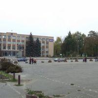 Памятник Ильичу, Звенигородка