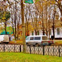 04.11.2007 12:00  По проспекту Шевченка., Звенигородка