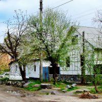24.04.2012 16:03 Звенигородская улица., Звенигородка
