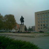 Памятник видимо Ленину, Золотоноша