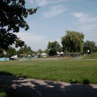 спортивна площадка, Золотоноша