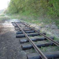end of rail | 2006.5, Ирдынь