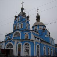 Церква м.Камянка, Каменка