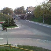 мост, кольцевая, Каменка