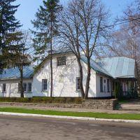 Kamensky District Historical Museum, Каменка