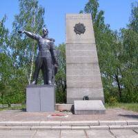 Памятник захисникам Вітчизни, Катеринополь