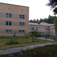 Районна лікарня, Катеринополь