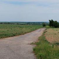 Панорама Маньківки, Маньковка