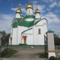 Храм.Монастирище., Монастырище