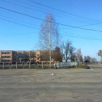Школа №5, Монастырище