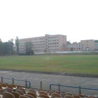 Стадіон, Смела