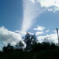 Облака с воронкой (2010г), Смела