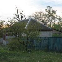 Parents house of childhood. Smela. Chkalov str. May of 2009, Смела