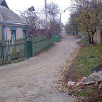 провулок Ватутіна, Тальное