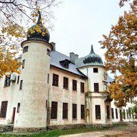 Тальне - палац Шувалових, Talne - palace, Тальное - дворец Шуваловых, 1903, Тальное