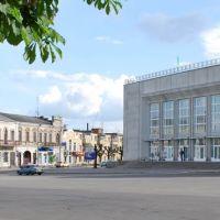 Площа Леніна, Умань