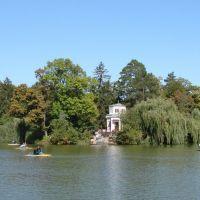 "Park ""Sofiyivka"". Anti-Circes island, Умань"