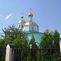 Свято-Миколаївська церква (1809-1812 рр), Умань