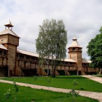 Baturyn stronghold, Батуринська фортеця,  Батуринская крепость, Батурин