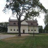 Батурин (Чернігівська обл.) - Батуринська фортеця - Гетьманський палац, Батурин