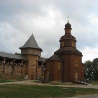 Батурин (Чернігівська обл.) - Батуринська фортеця і церква Воскресіння Господнього, Батурин