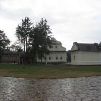 Батурин (Чернігівська обл.) - Батуринська фортеця - Гетьманський палац і скарбниця, Батурин