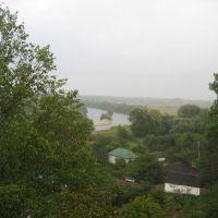 Батурин (Чернігівська обл.) - Вид на річку Сейм, Батурин