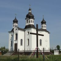 Свято-Покровська церква - Holy Protection Church, Батурин