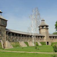 Батуринська цитадель - Baturyn citadel, Батурин