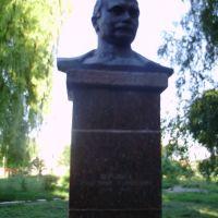 Памятник композитору Г.В.Верьовці, Березна
