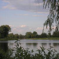 """Річка """"Бистриця"""", Бобровица"""