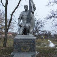 Полеглим у Великій Вітчизняній війні, Бобровица