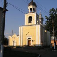 St. Nicholas Church - Никольская церковь (Свято-Николаевская), Борзна