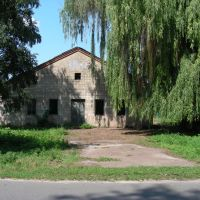 Former bath-house plundered by former village governor in 90s, Вертиевка