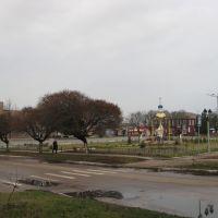 Центр, Городня