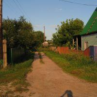 Warm evening, Городня