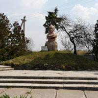 Памятник скульптору-монументалисту Мартосу Ивану Петровичу, Ичня