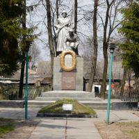 Памятники неизвестному солдату, Ичня