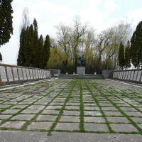 Памятник погибшим воинам ВОВ 1941-1945гг, Ичня