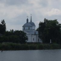 Church in Ichnya, Ичня