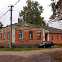 Музыкальная школа в г. Козелец., Козелец