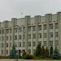 Месные органы власти в г. Козелец., Козелец