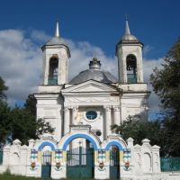Church of Vishenki, Короп