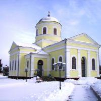 Успенская  церковь, Короп