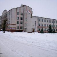Школа им. Т Г Шевченко., Короп