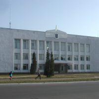 райадминистрация, Корюковка